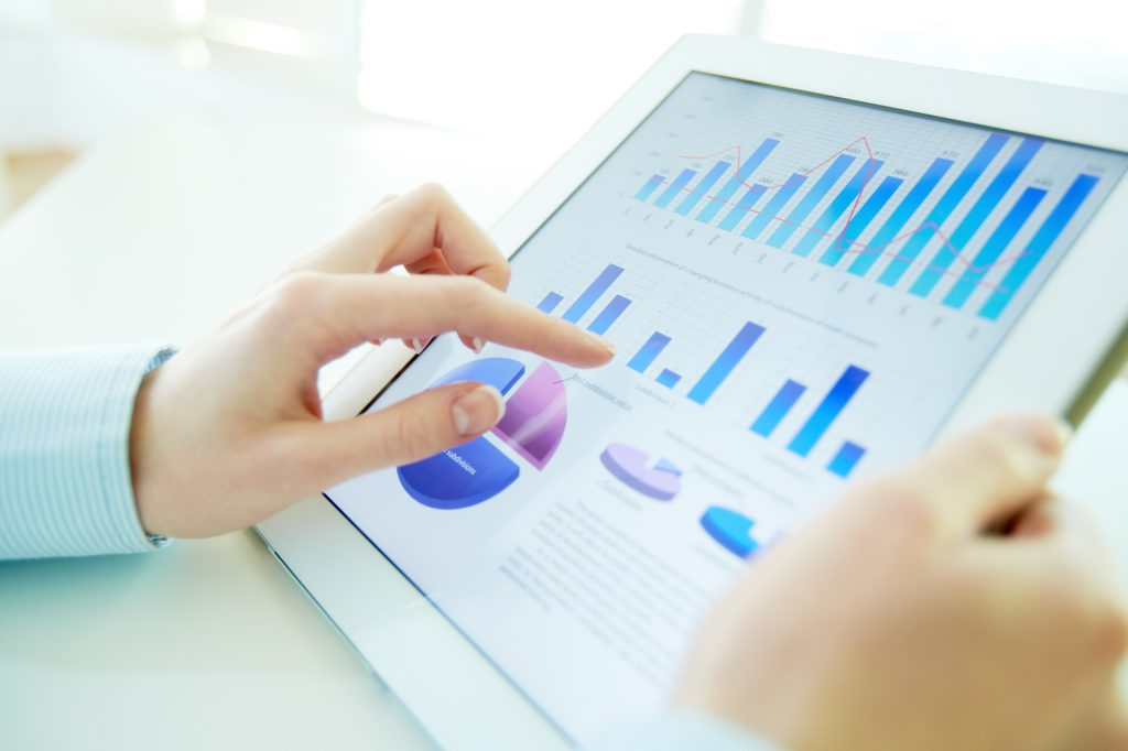 Review metrics for content audit