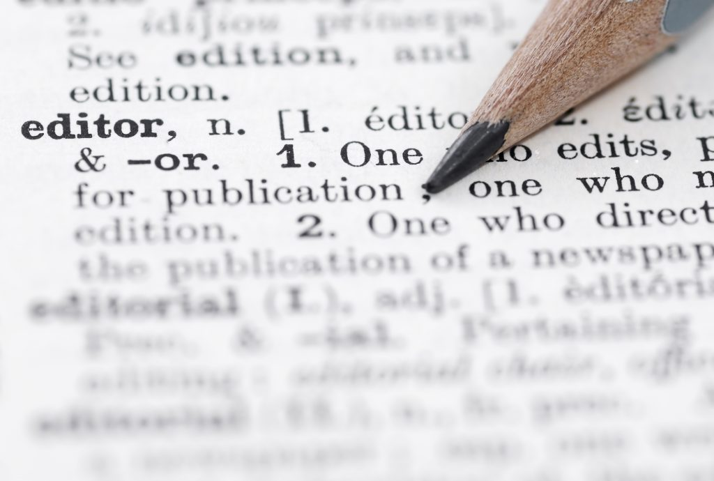 editor for hire definition
