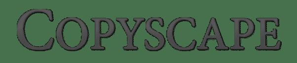 Copyscape plagiarism checker tool