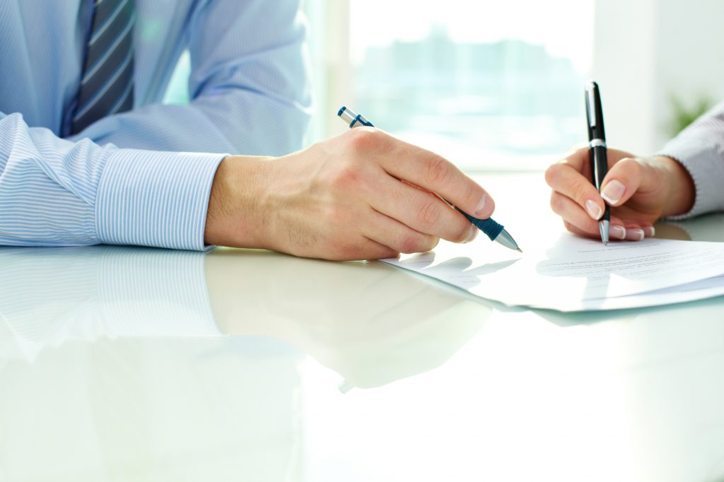 contract for ghostwriters for blogs