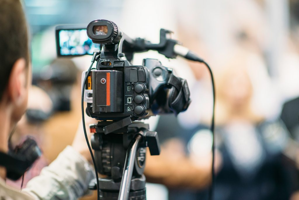 share your blog content through a vlog