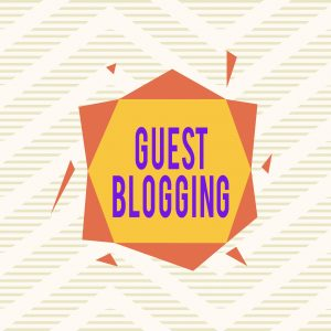 guest blog writing