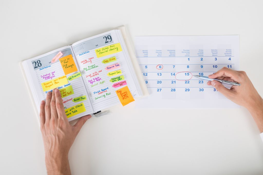 Develop a content plan with copywriter