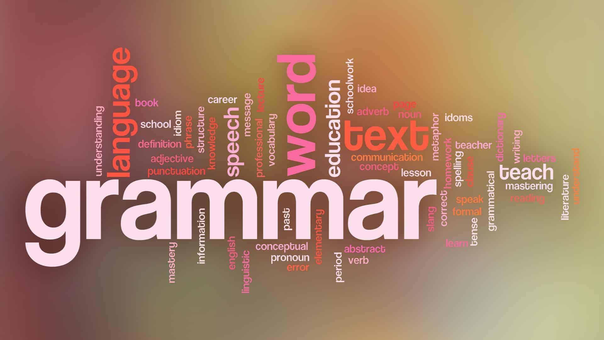 contractions grammar