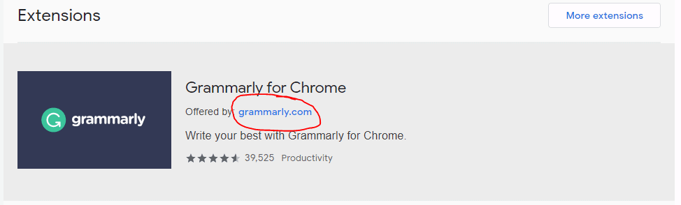 how to add grammarly to chrome