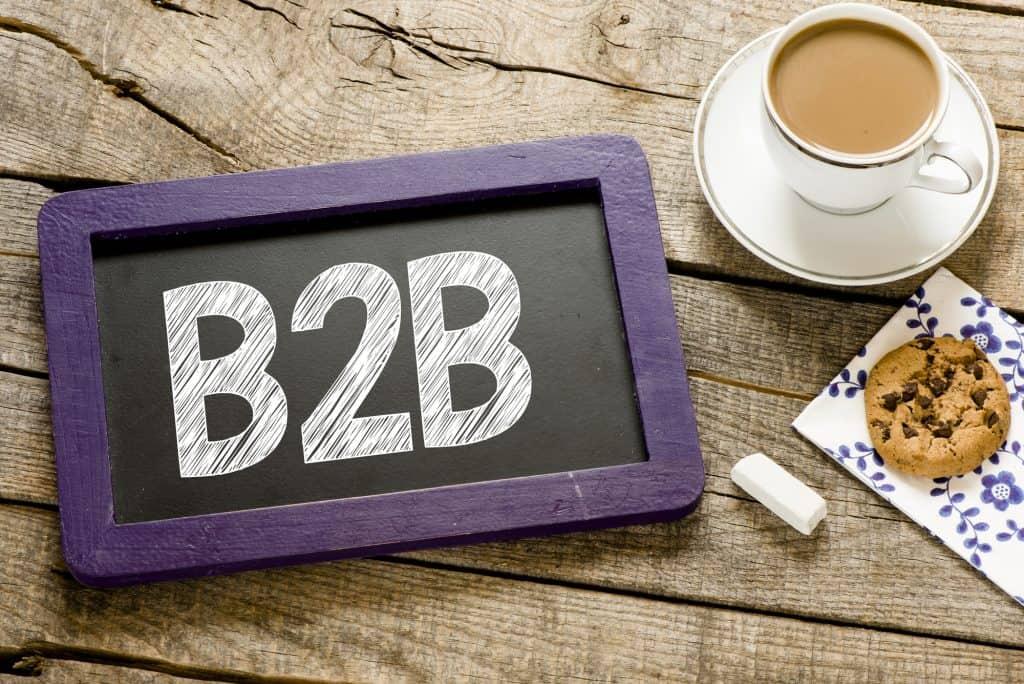 B2B article writing service
